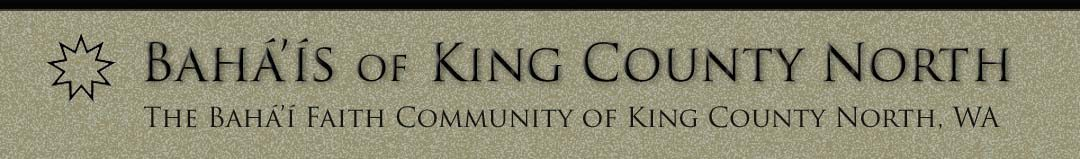 Bahá'ís of King County North